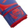 Boxerské rukavice Challenger 2.0 modréčervené VENUM omotávka
