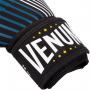 Boxerské rukavice Plasma černé žluté VENUM omotávka