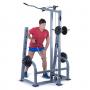 Posilovací lavice na bench press TrinFit FX7 cviky_10