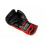 Boxerské rukavice BB4 - přírodní kůže DBX BUSHIDO ležící